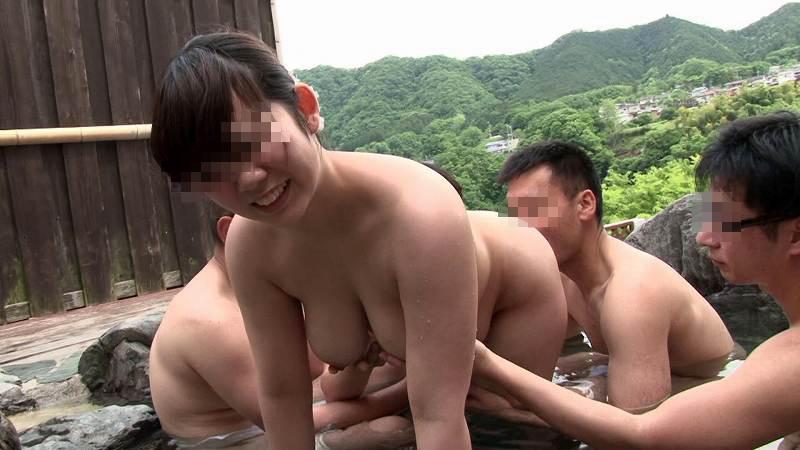 混 浴 露 天 風 呂 で 稀 に 遭 遇 す る 奇 跡。(※画像あり※) 05