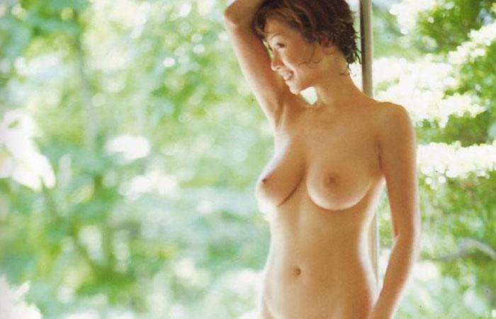 【芸能人エロ画像】ふーみんこと細川ふみえさんがAVへ!あの巨乳をもう1度www