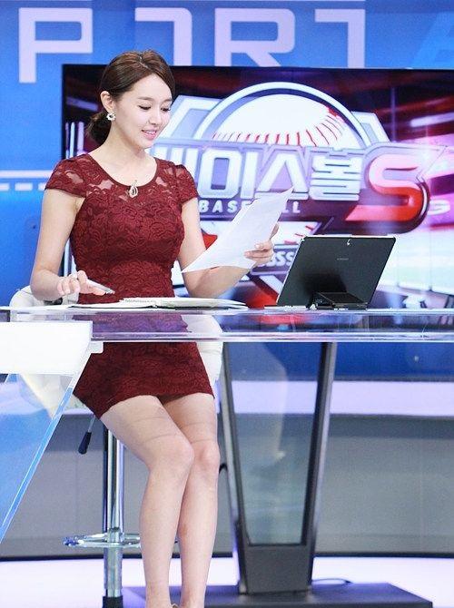 【※世界屈指】嫌韓民よ、この韓国の女子アナを見ても同じ事言えるの???(画像あり) 01