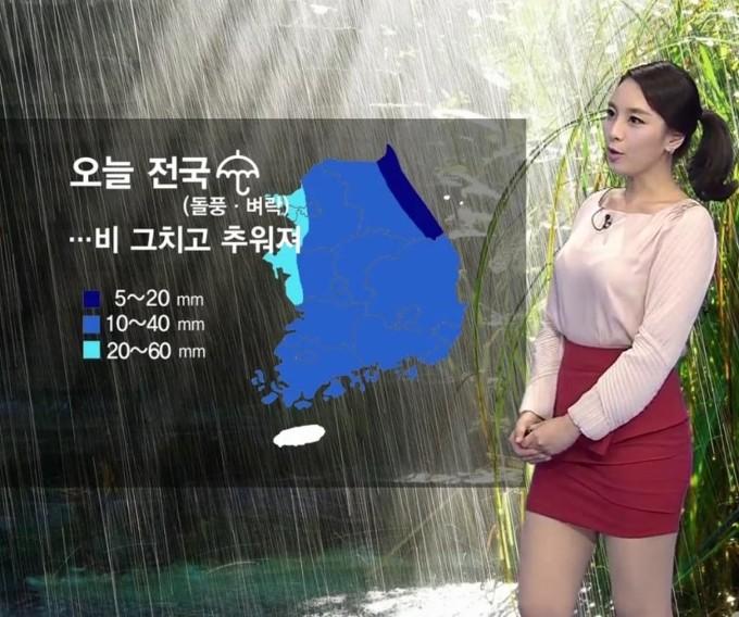 【※世界屈指】嫌韓民よ、この韓国の女子アナを見ても同じ事言えるの???(画像あり) 02