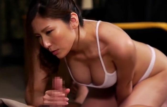【三次エロ動画】美乳人妻サウナレディによる入浴後の抜きサービスwww
