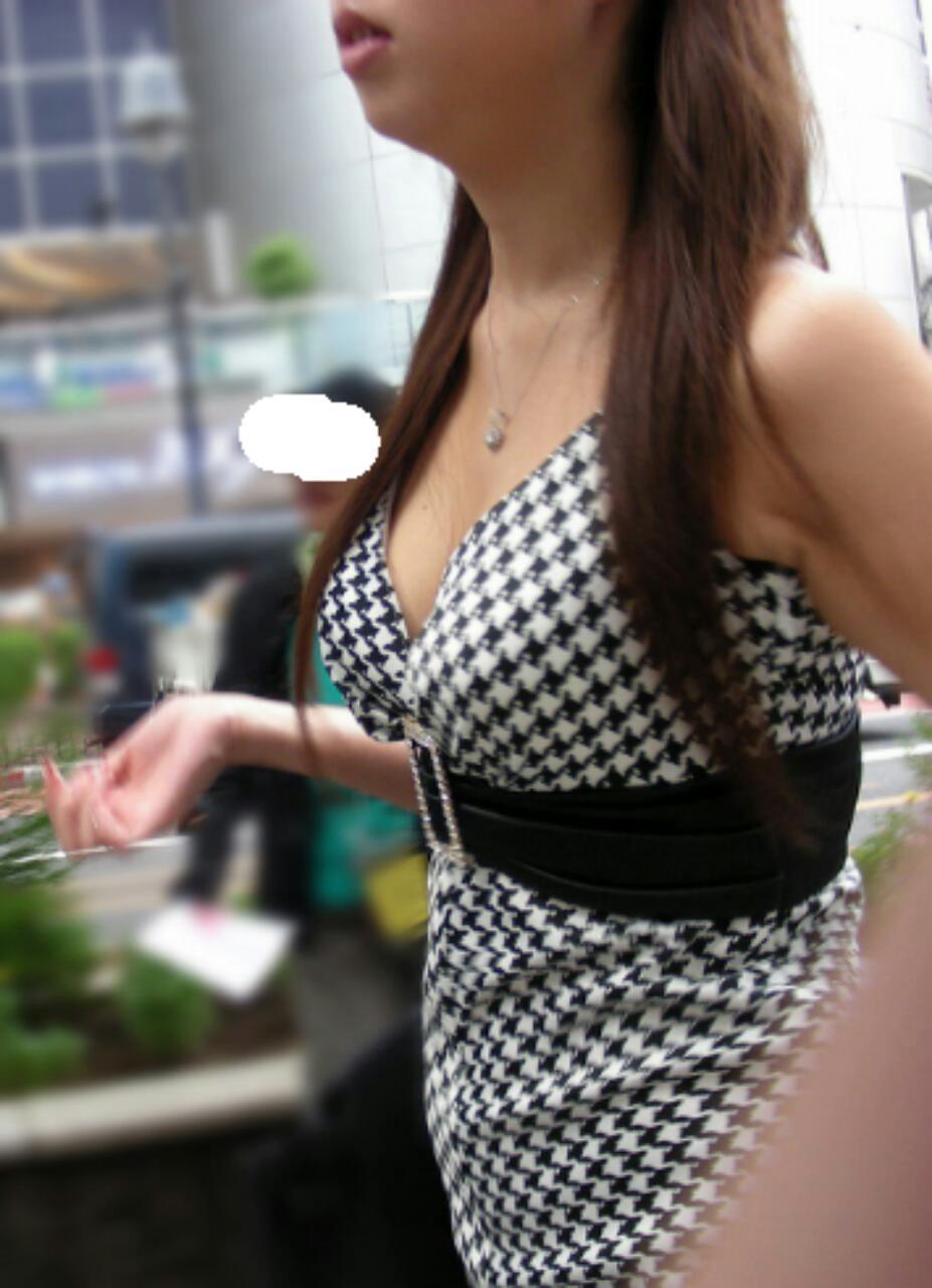 【巨乳エロ画像】お淑やかでも胸は攻撃的w静かに攻めてる着衣おっぱいwww 07