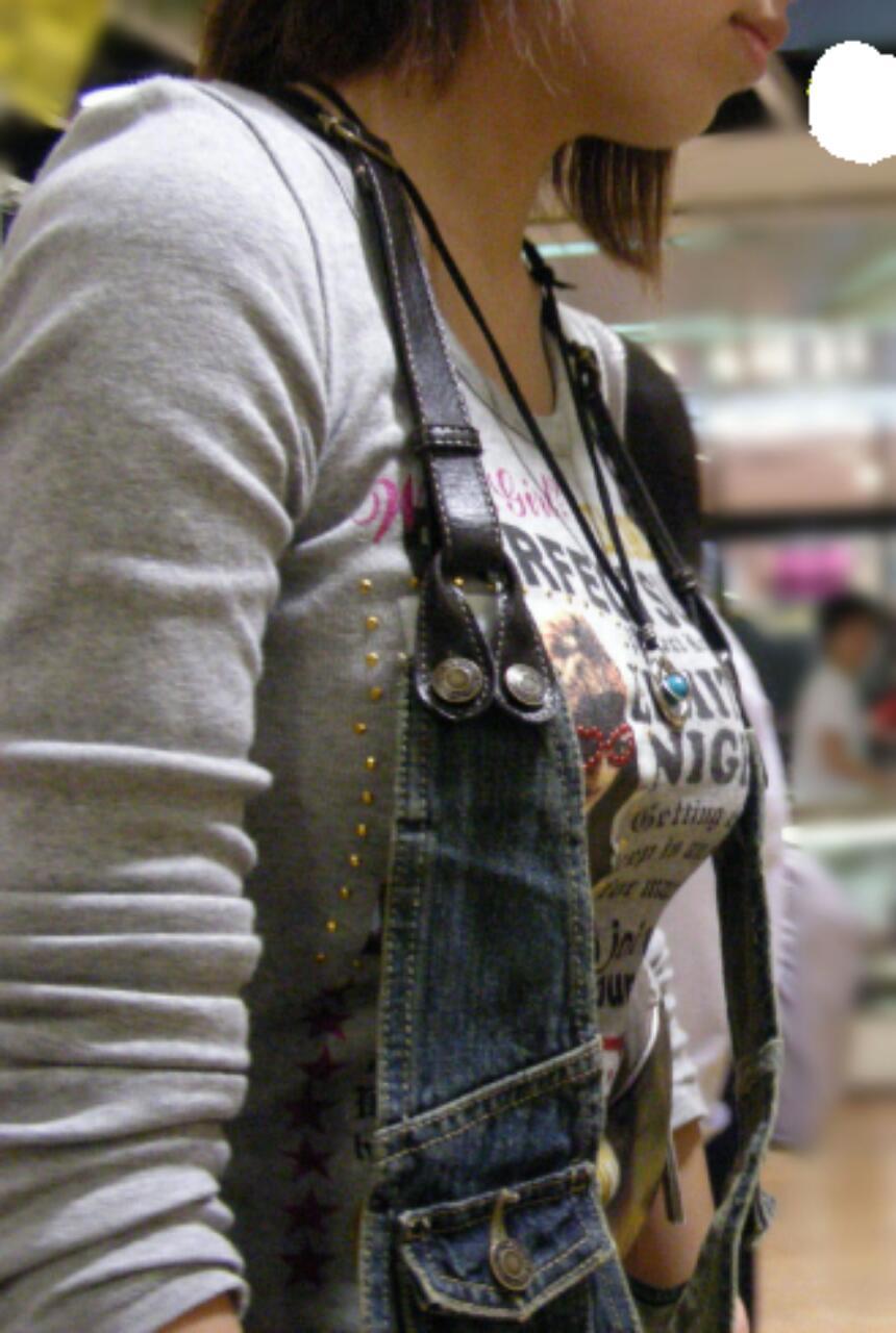 【巨乳エロ画像】お淑やかでも胸は攻撃的w静かに攻めてる着衣おっぱいwww 08