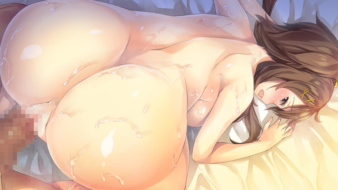 【二次エロ画像】叩いたら桃の色に染まるかもしれない美少女の極上ヒップwww 15