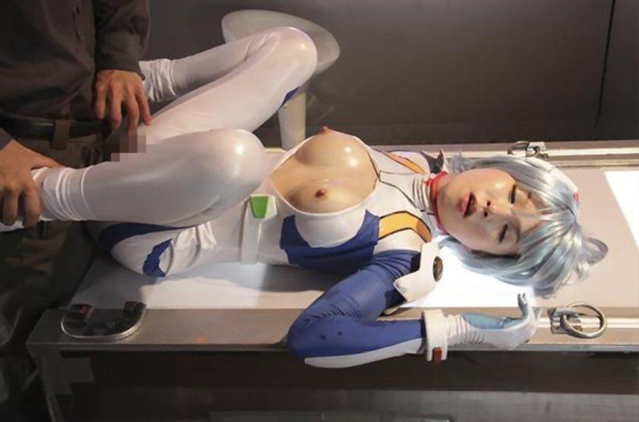【性交エロ画像】衣装通りになり切るのが理想!入り込むと楽しいコスプレセックスwww 03