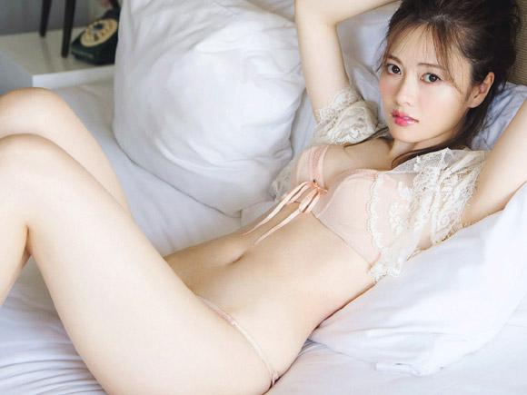【乃木坂46】白石麻衣(24) 話題騒然のSEXYランジェリー。