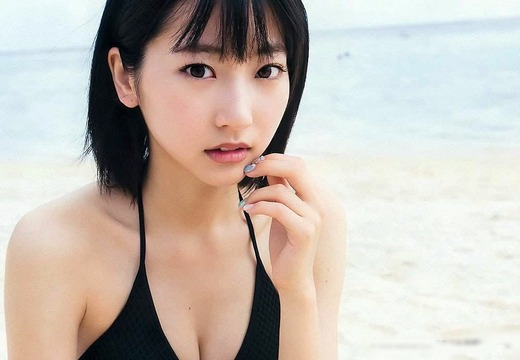 画像☆文春砲炸裂の「武田玲奈」ビキニや初のランジェリー姿を公開!wwwww