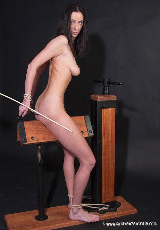 【SMエロ画像】お股が裂けちゃう…楽しいかはその人次第な木馬プレイwww 15