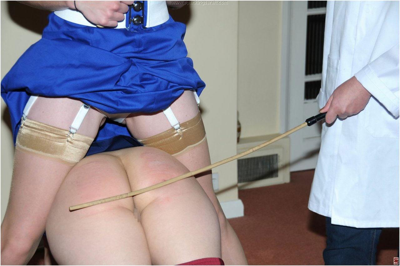 【調教エロ画像】痛そうなのに快感!?スパンキング好きなM女たちの真っ赤な尻www 09