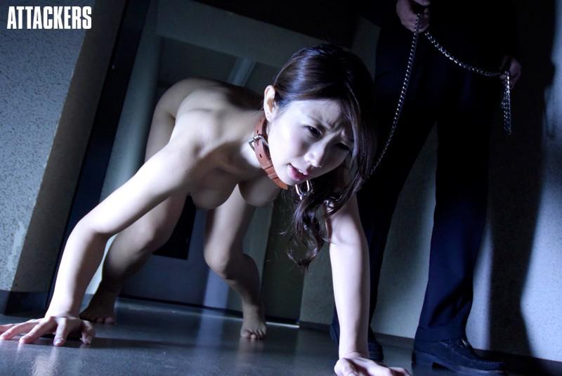 【首輪エロ画像】Mすぎてペットになった女が首輪つけて調教されていると聞いてwww 21