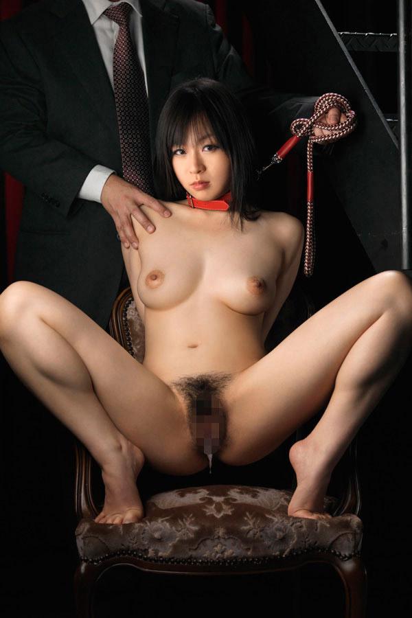 【首輪エロ画像】Mすぎてペットになった女が首輪つけて調教されていると聞いてwww 30