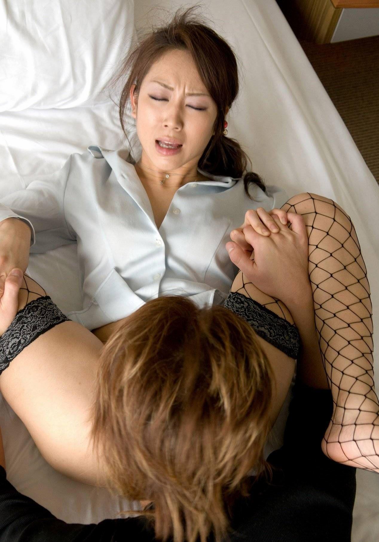 【クンニエロ画像】男がフェラされたいように女はクンニされたいはず!
