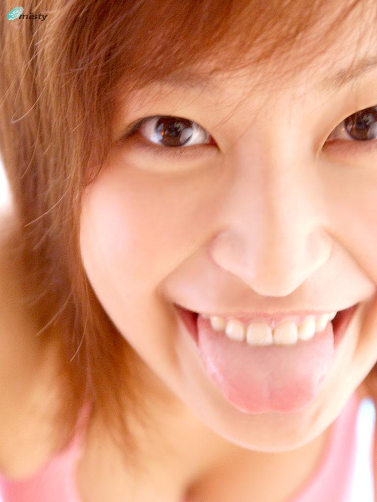 【舌エロ画像】女の子の舌を見るとフェラしか想像できない変態でごめんなさいwww 18