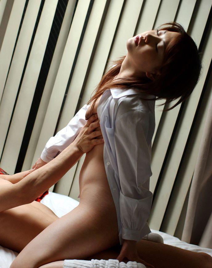 【セックスエロ画像】寒い夜に人肌を感じたい人はハメ撮り系の画像で抜こう! 03