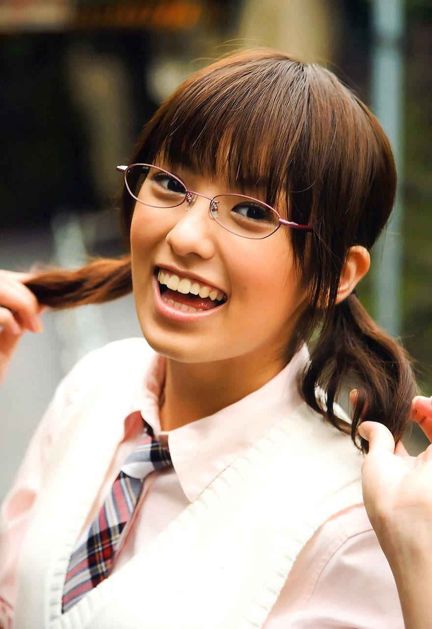 【メガネエロ画像】エロはいいから眼鏡かけた女の子が見たいという方に捧げる画像集! 04