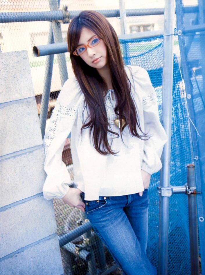 【メガネエロ画像】エロはいいから眼鏡かけた女の子が見たいという方に捧げる画像集! 09