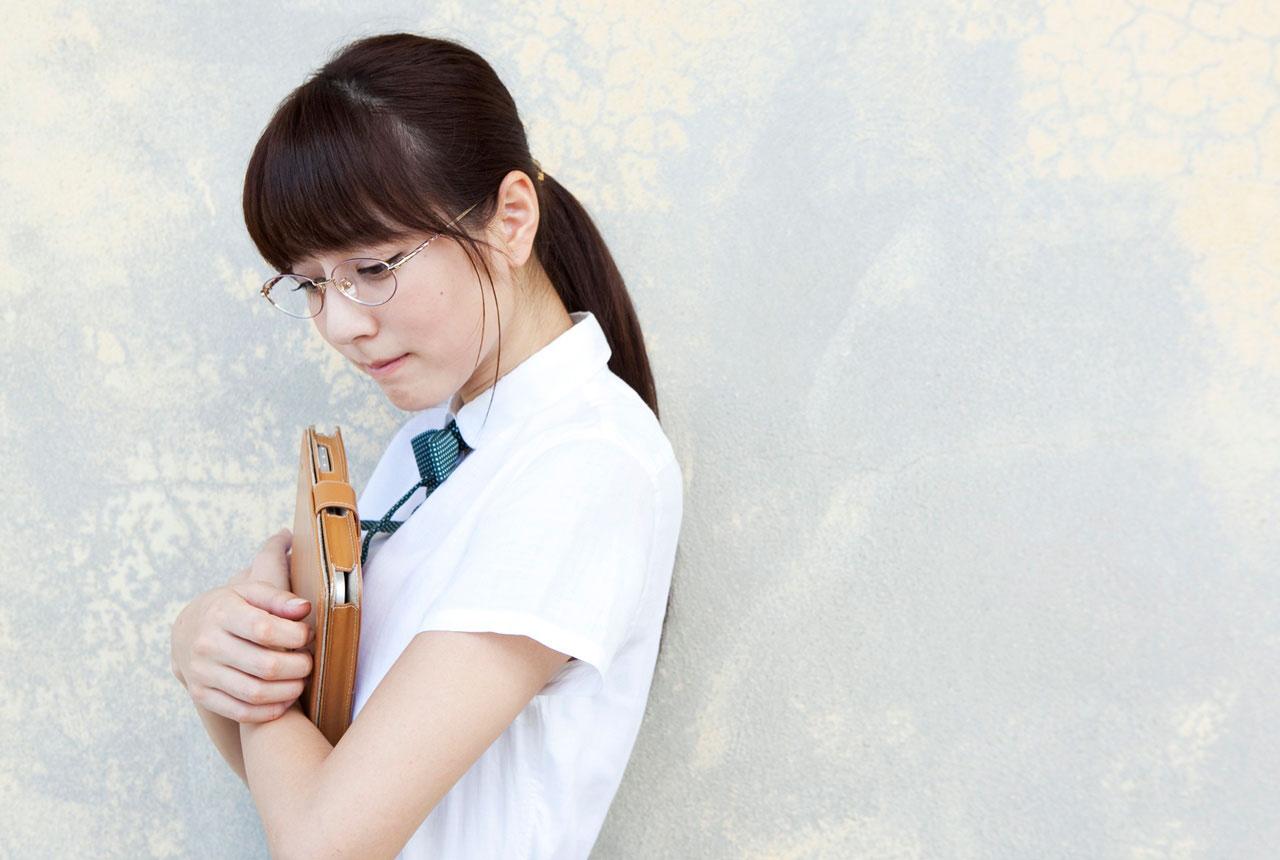 【メガネエロ画像】エロはいいから眼鏡かけた女の子が見たいという方に捧げる画像集! 12