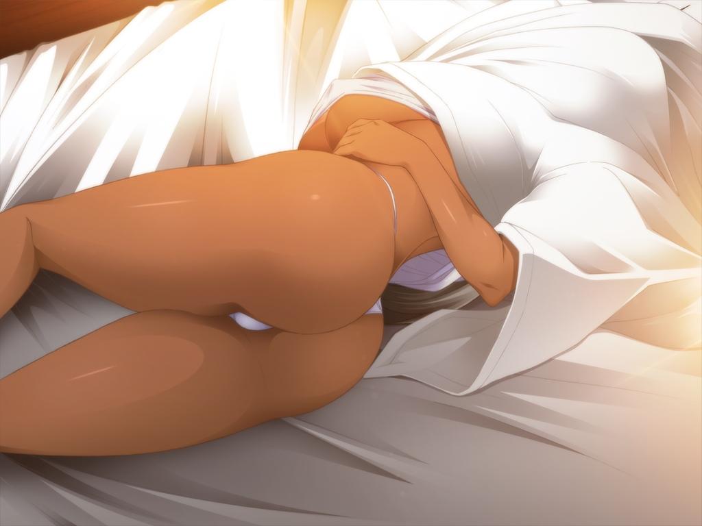 【お尻エロ画像】美尻よりも、お尻と呼びたくなる可愛い二次元イラストまとめ!w 05