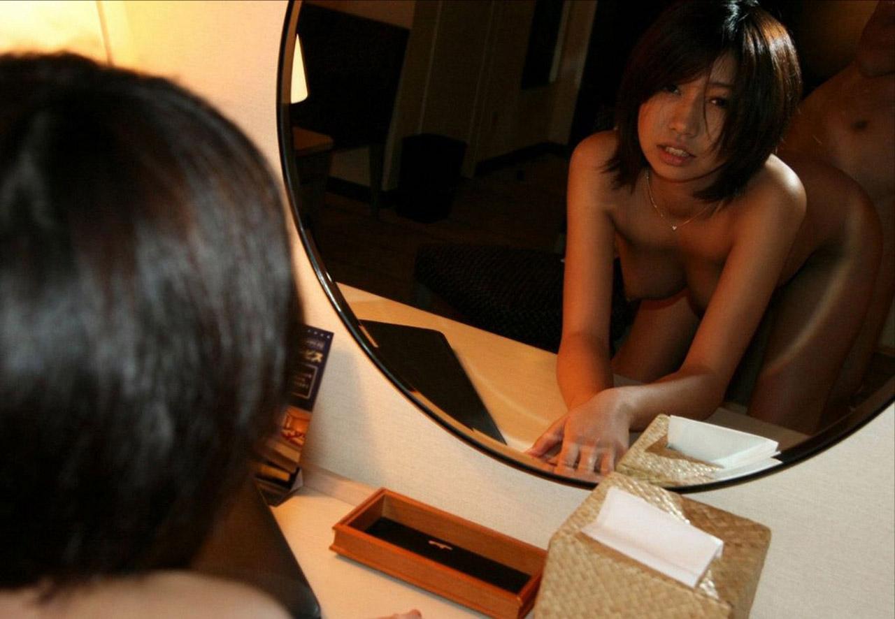 【ショートカットエロ画像】短めの髪型の女の子が好きな人のためのエロ可愛い画像まとめ! 08