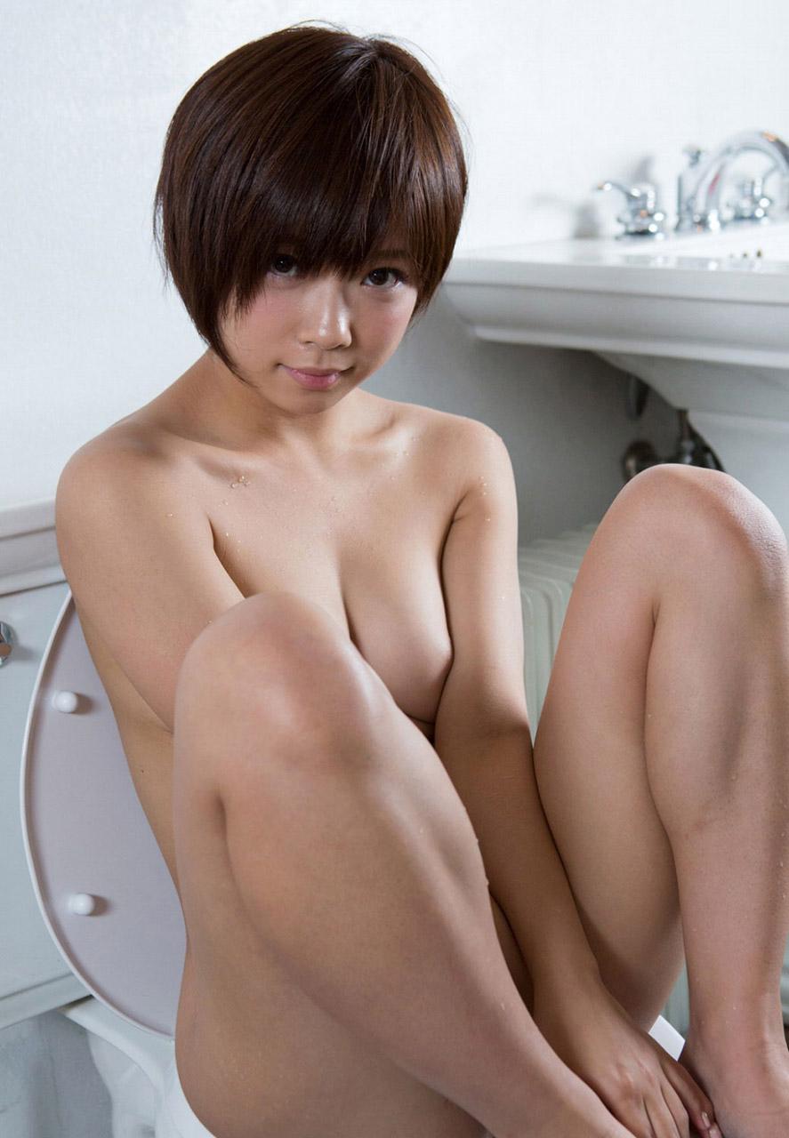 【ショートカットエロ画像】短めの髪型の女の子が好きな人のためのエロ可愛い画像まとめ! 18