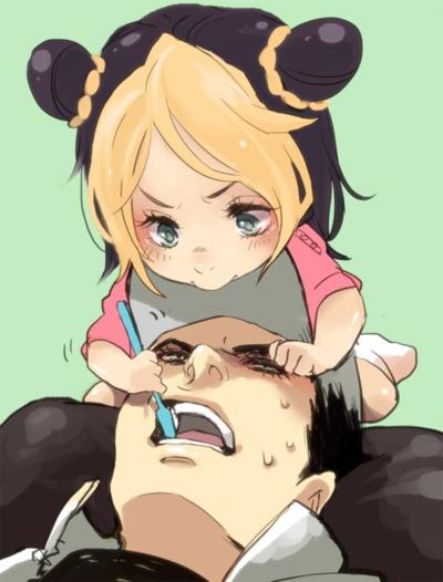 【歯磨きエロ画像】普通に歯を磨いているだけの女の子って萌えるよなwww 18
