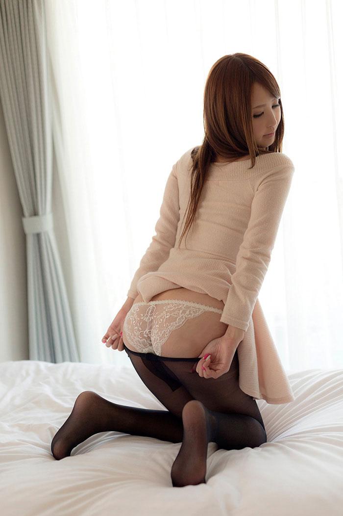 【美尻エロ画像】定番のお尻画像で寝る前に抜いてしまいましょう! 15