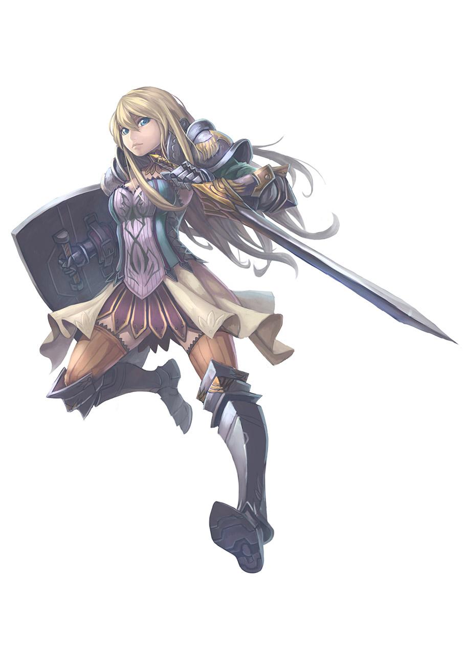 【女騎士エロ画像】誇り高い女騎士が悔しそうに犯されているイラストにS心をくすぐられるwww 05