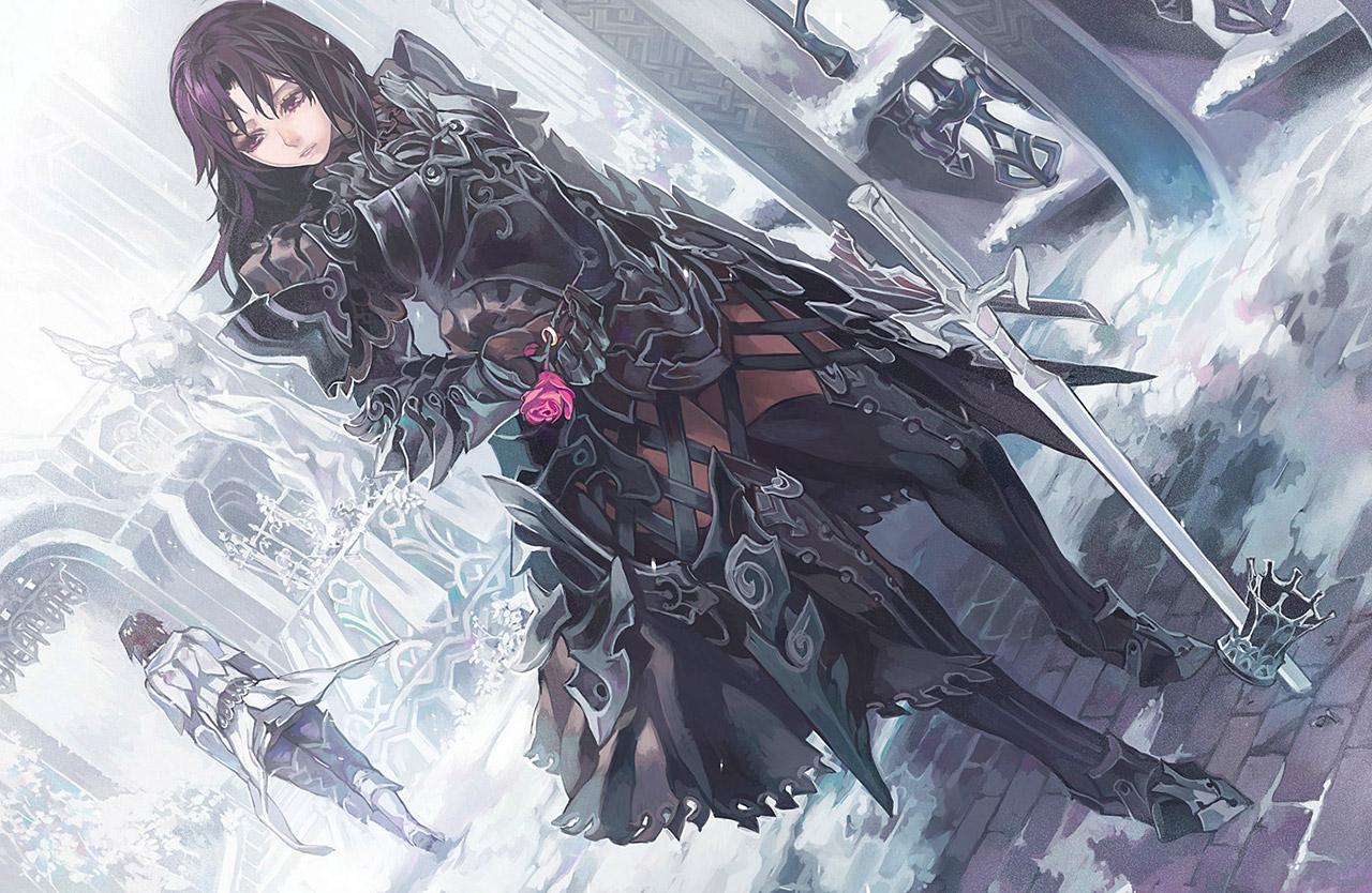 【女騎士エロ画像】誇り高い女騎士が悔しそうに犯されているイラストにS心をくすぐられるwww 06