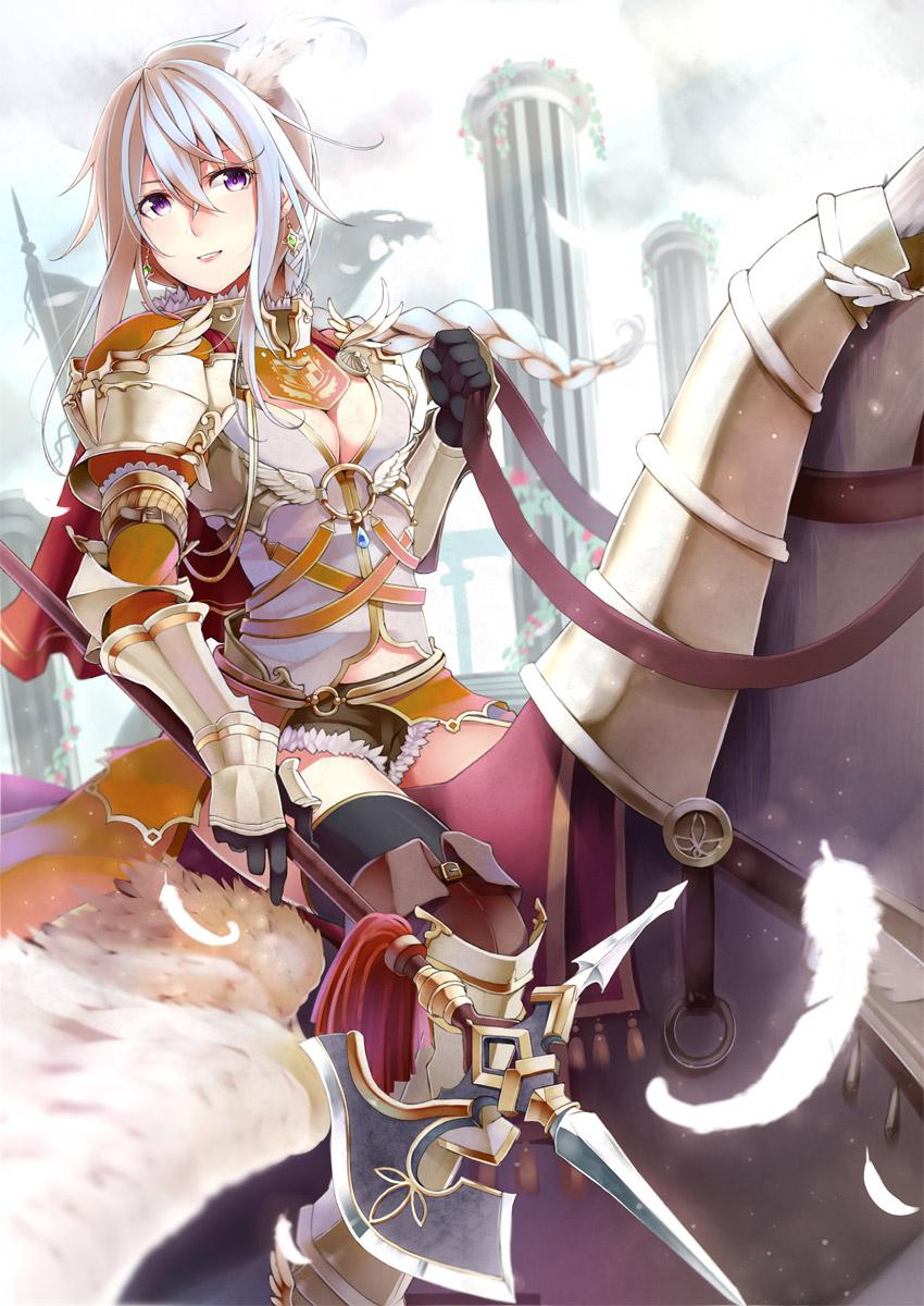 【女騎士エロ画像】誇り高い女騎士が悔しそうに犯されているイラストにS心をくすぐられるwww 18
