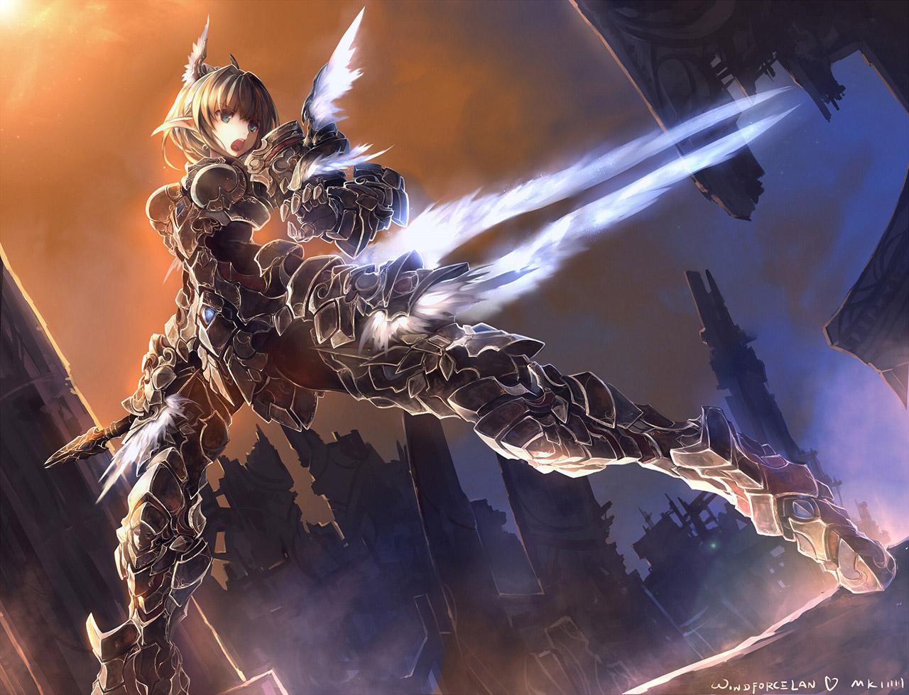 【女騎士エロ画像】誇り高い女騎士が悔しそうに犯されているイラストにS心をくすぐられるwww 24