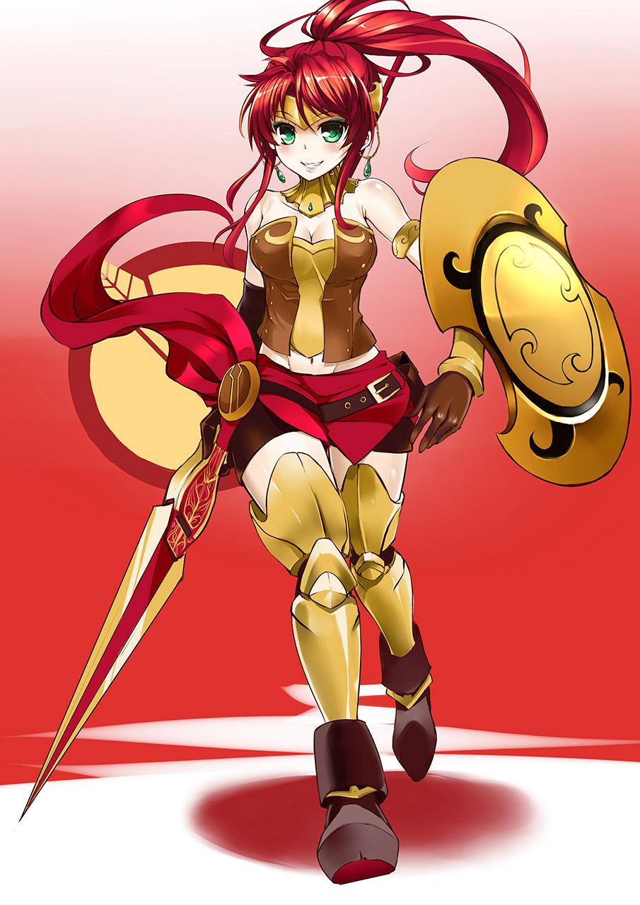 【女騎士エロ画像】誇り高い女騎士が悔しそうに犯されているイラストにS心をくすぐられるwww 33