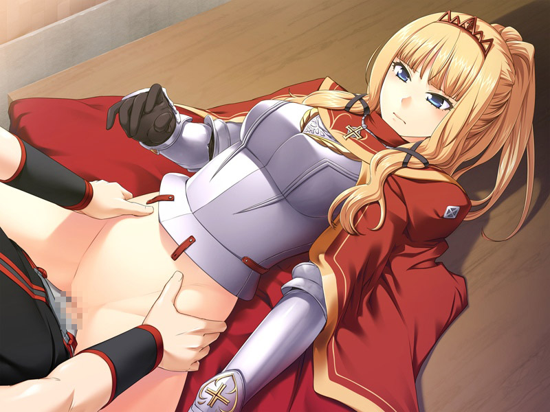 【女騎士エロ画像】誇り高い女騎士が悔しそうに犯されているイラストにS心をくすぐられるwww 34
