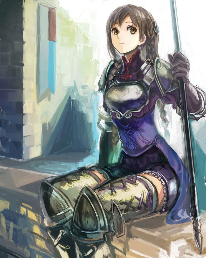 【女騎士エロ画像】誇り高い女騎士が悔しそうに犯されているイラストにS心をくすぐられるwww 41