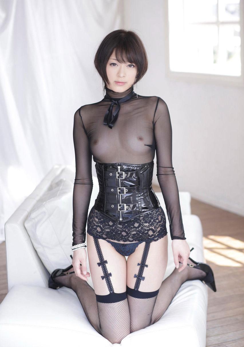 【透けエロ画像】究極のセクシーだと思っていた透け画像が実は見えちゃってるから反則だった件www 04