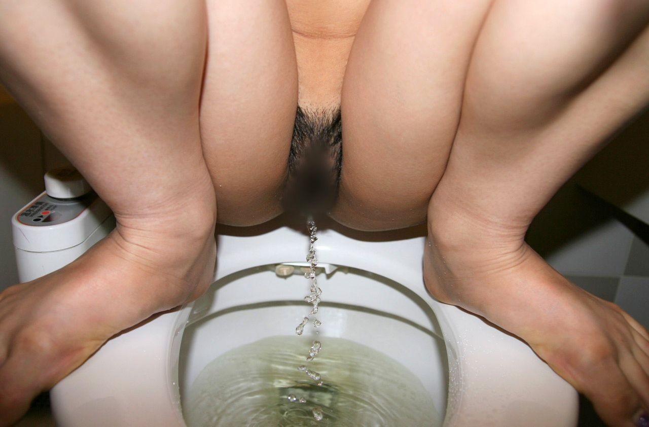 【放尿エロ画像】その聖水を無駄にせず飲ませて頂きたい...とはならなかったwww 17