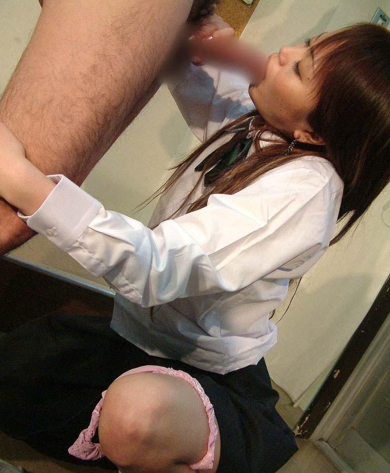 【フェラエロ画像】どうせなら可愛いフェラ顔の女の子で抜きたいという人のためのフェラ画像まとめ! 14