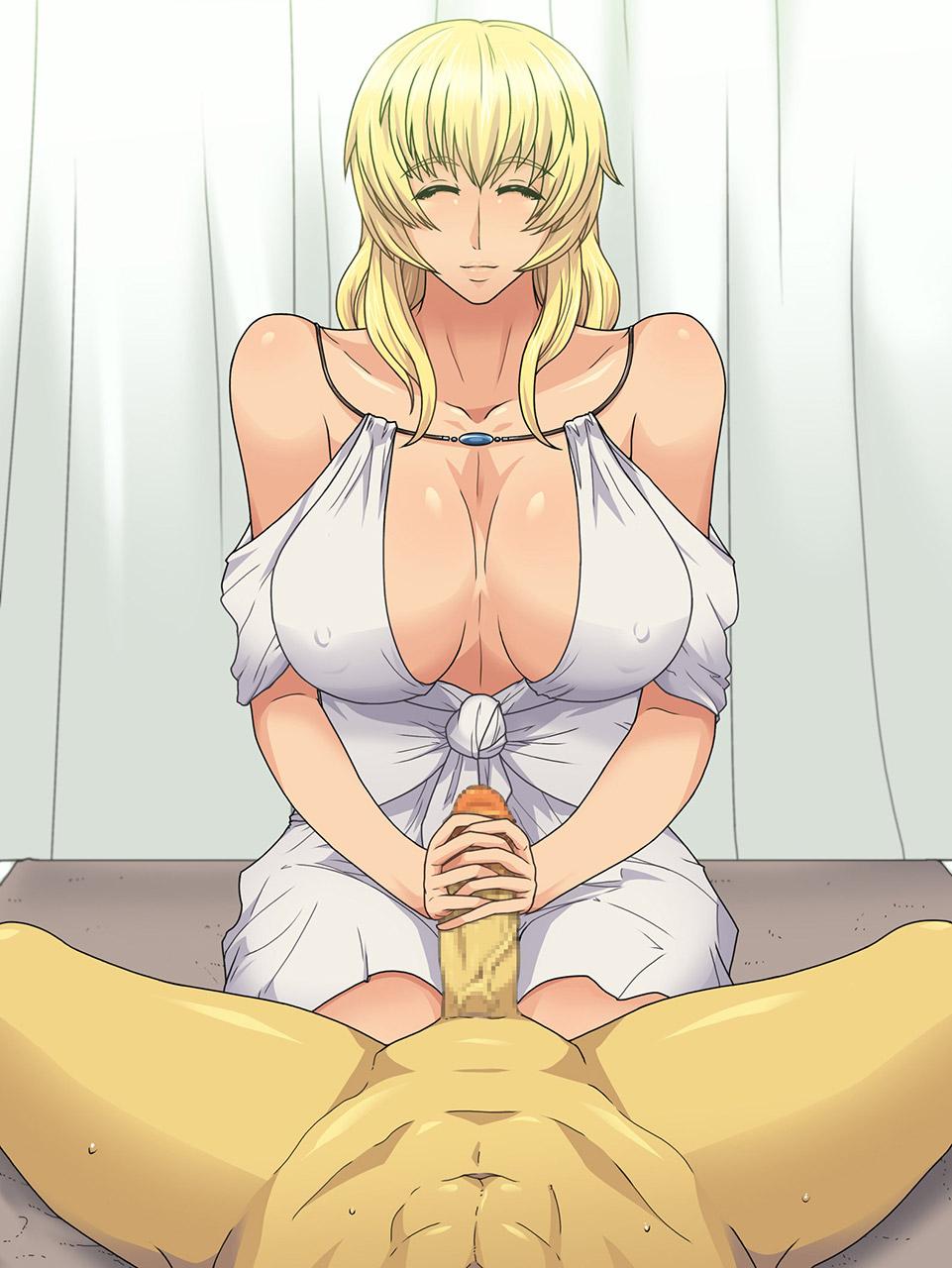 【乳首舐めエロ画像】手コキされながら乳首を舐められてるときが幸福の絶頂で間違いない! 14