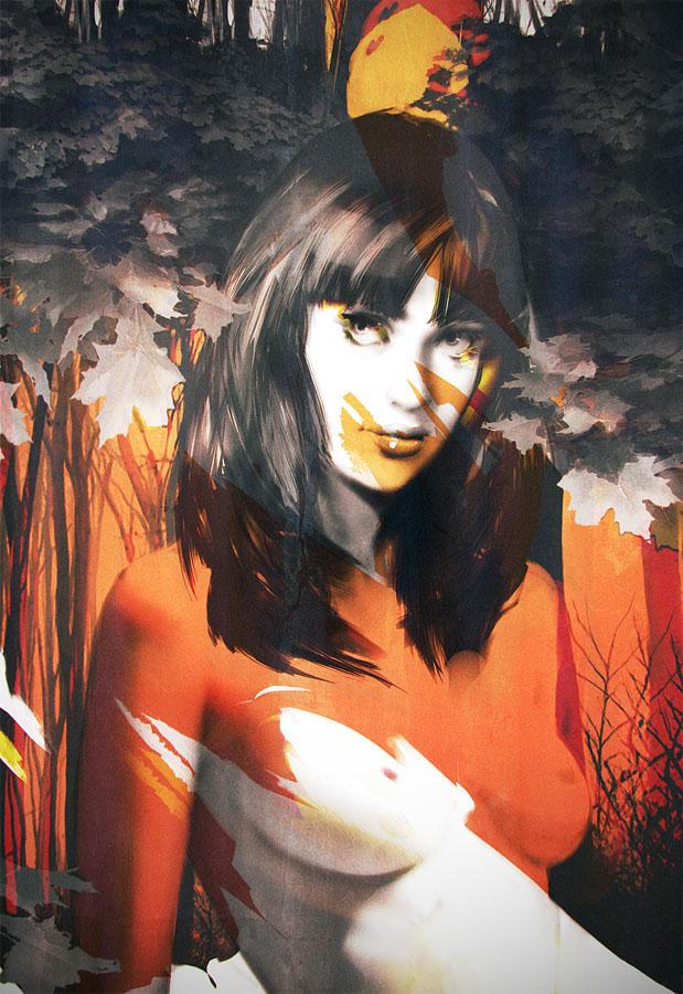 【絵画エロ画像】ガチでアートな絵画に描かれたヌードに興奮してしまったんだがwww 15
