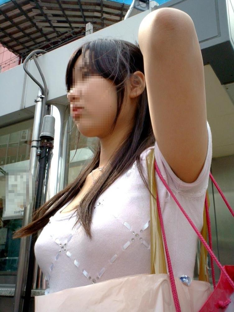 【巨乳エロ画像】素人にしておくのはもったいないレベルの巨乳ちゃんたちを街撮り! 20