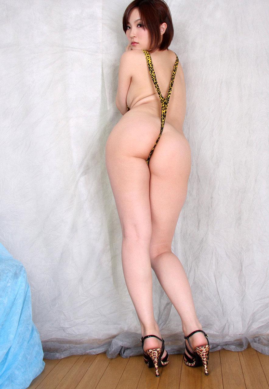 【下着エロ画像】ヒョウ柄タイツ系のワイルドな色気を放つ下着ヌード画像まとめ! 21