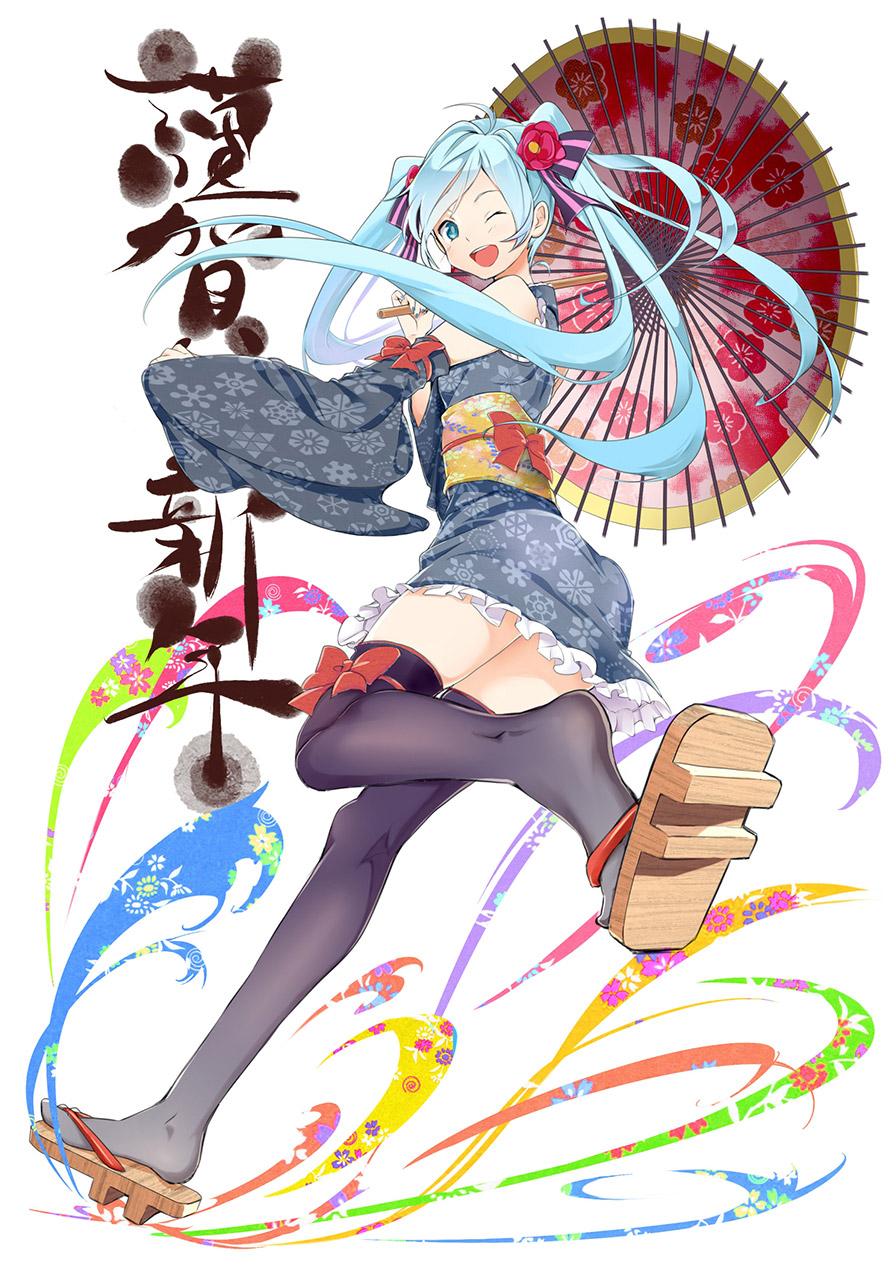 【コスプレエロ画像】ミニスカ着物やゴス系などのコスプレをした美少女のイラストまとめ! 34