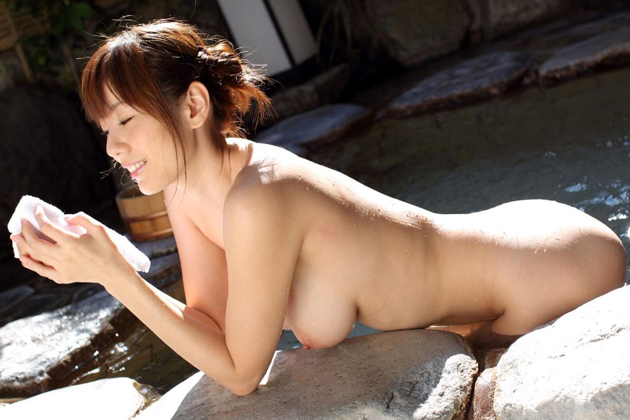 【風呂エロ画像】帰宅したらまずしたいことは、彼女とお風呂に入ること!!! 07