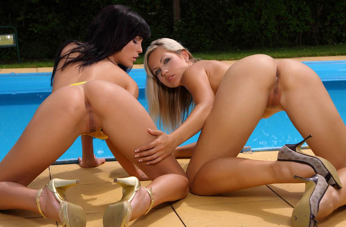 【外国人エロ画像】日本人の裸体に飽きた人にこそ見て欲しい海外のヌード画像www 06
