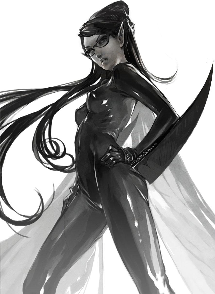 【ボディスーツエロ画像】女怪盗やライダーが愛用するボディスーツというエロ衣装のイラストまとめ! 38