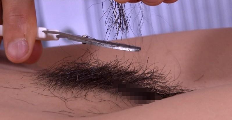 【剃毛エロ画像】いまからパイパンになります!剃毛中の女の子にドキドキwww 17