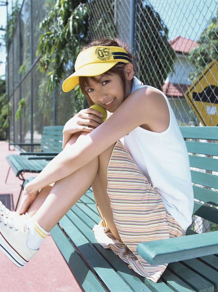 【テニスウェアエロ画像】元テニス部の俺がスパークしたテニスコスプレ画像たち! 22