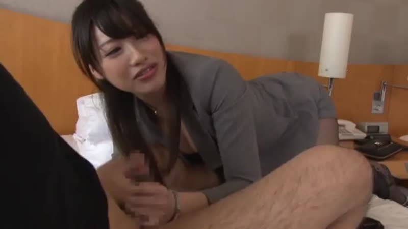 営業職の素人OLを仕事中にナンパしてフェラ→オナニー→中出し!