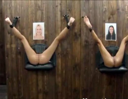 【無修正】チェコの売春宿では壁からマ●コが出ててヤリたい放題wなお衛生面はお察しwwwww(Youtube)